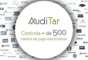Auditar: Control y gestión de medios de pago electrónicos